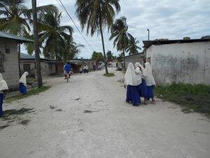 dorpjes zanzibar