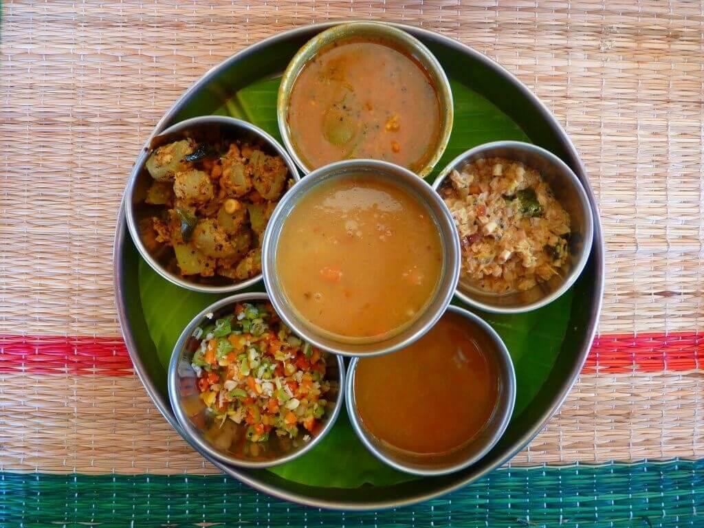 gerechten-india