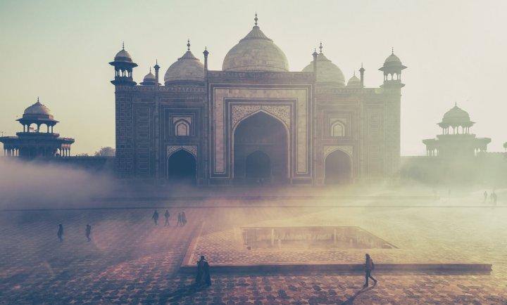 De hoogtepunten van centraal India
