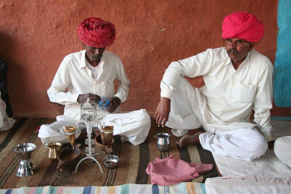 Bezienswaardigheden centraal India