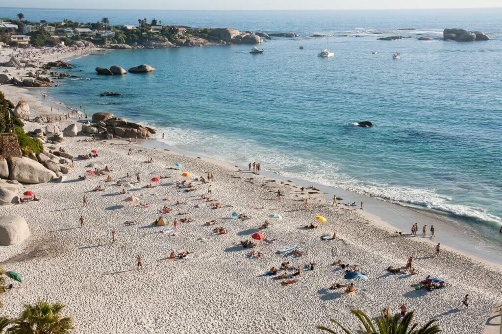 Clifton Beach, Kaapstad