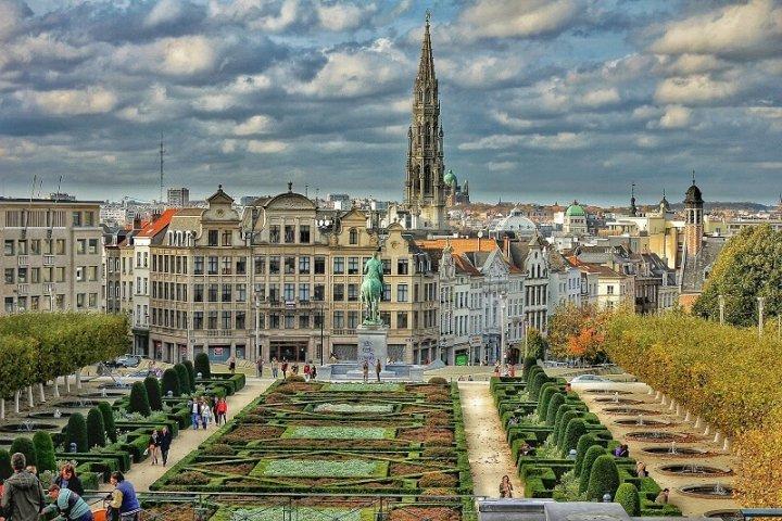 Er op uit in Brussel: Natuur en architectuur