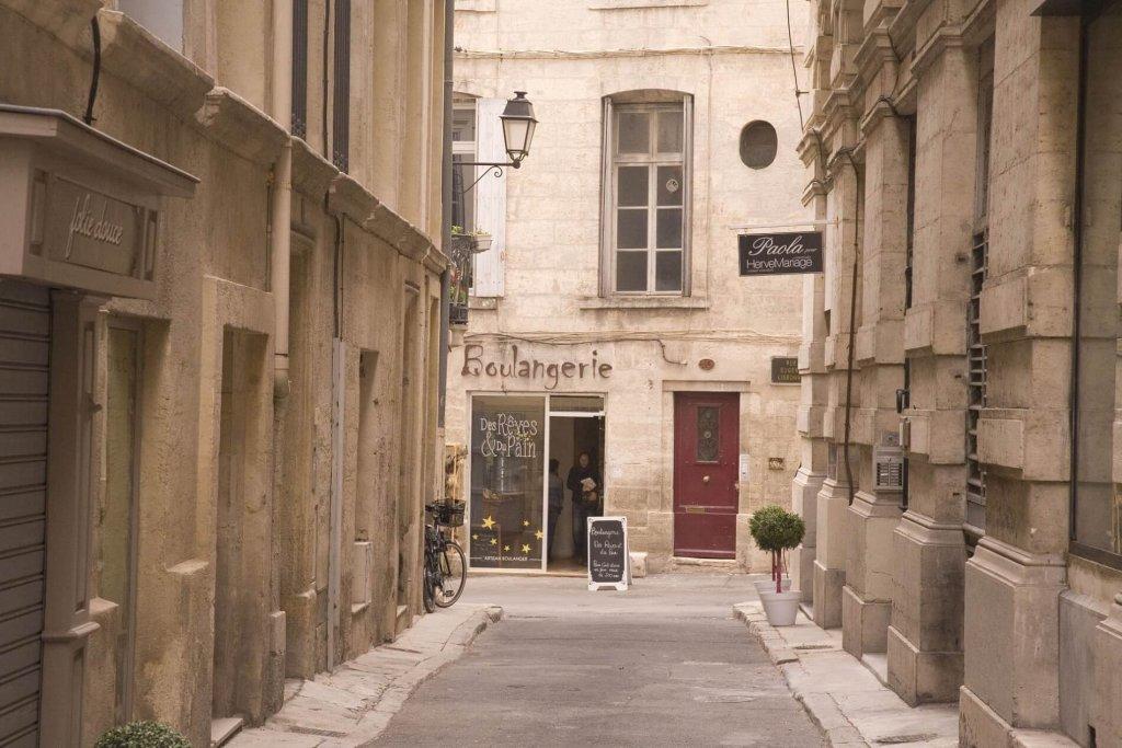 L'ecusson Montpellier