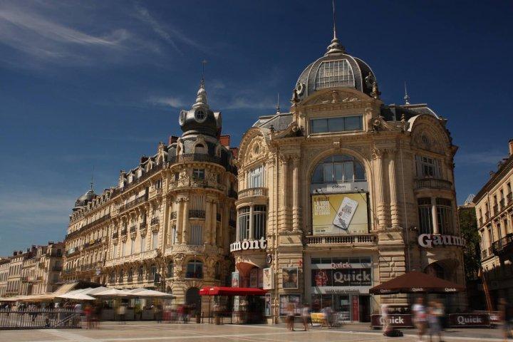 Montpellier, een gezellige studentenstad in Zuid-Frankrijk