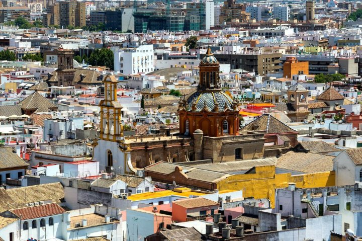 Tips voor de Spaanse stad Sevilla