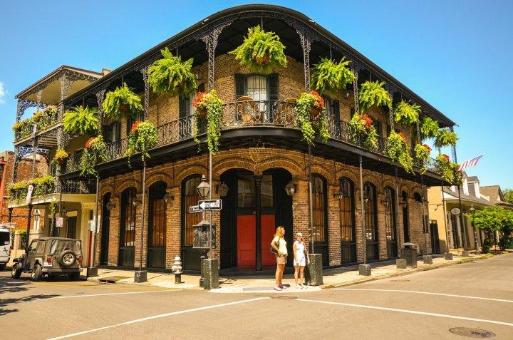 New Orleans, een toffe stad in het zuiden van de USA
