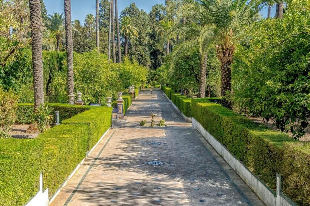 Sevilla stedentrip