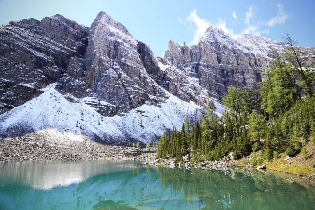 Backpacken Canada