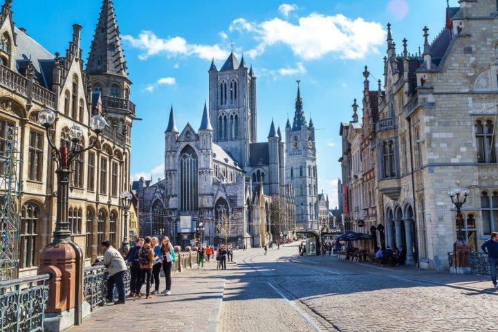 Gent, daar wil ik heen!