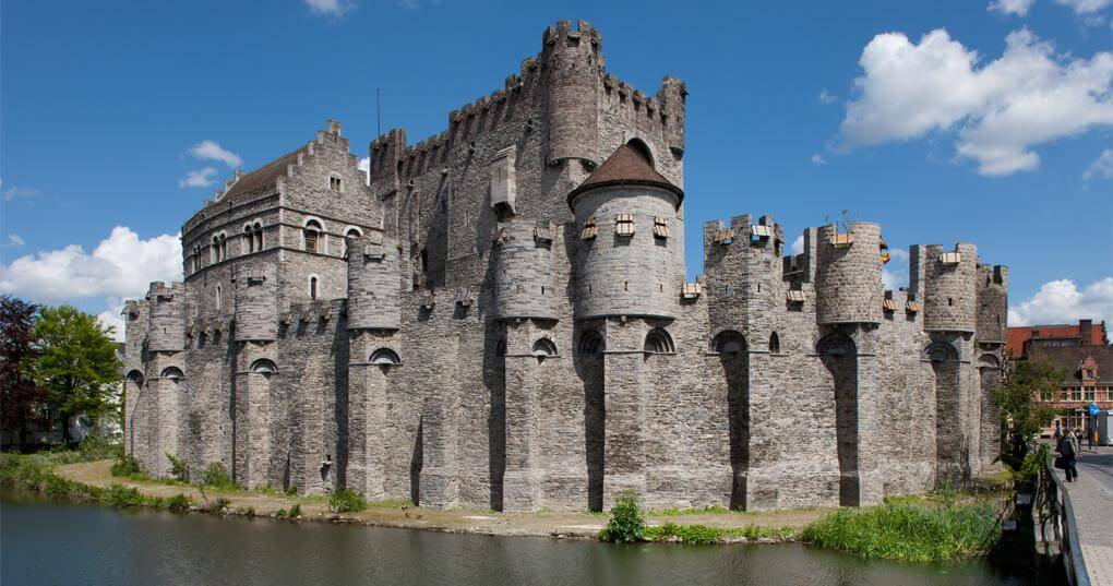 kasteel Gravensteen