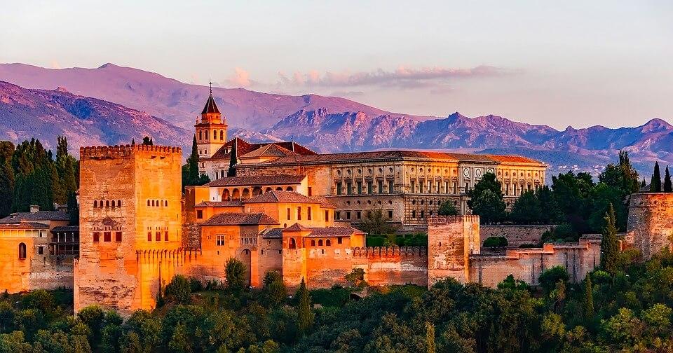 Hoogtepunten Andalusië