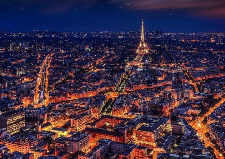 Parijs, de stad van liefde en de romantiek
