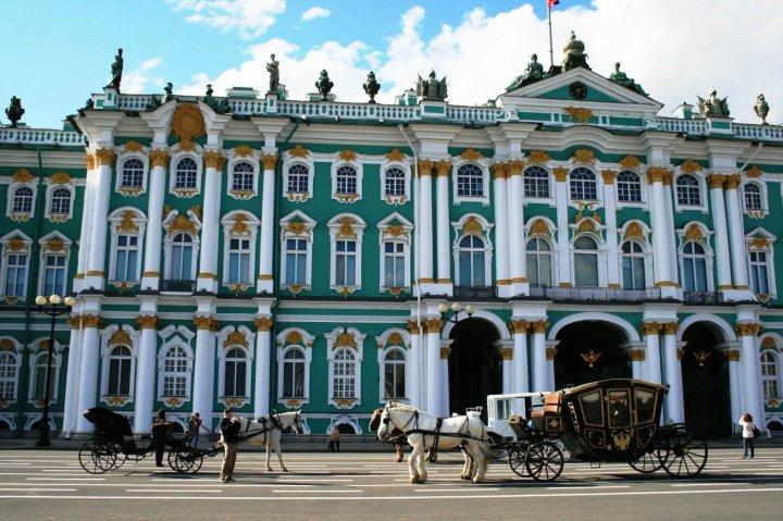 St-Petersburg, de stad voor de kunst en architectuur liefhebber
