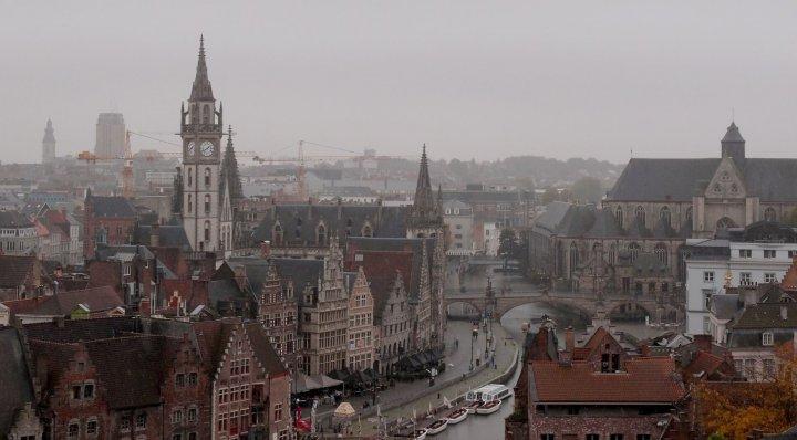 Gent, de gezellige stad van onze zuiderburen
