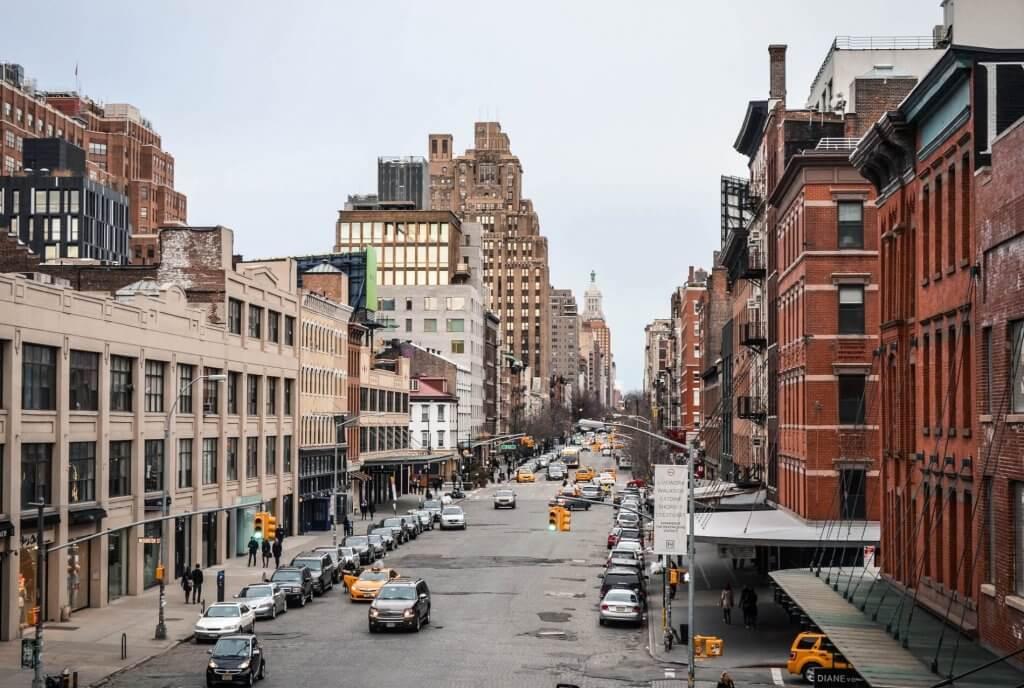 De wijken van New York