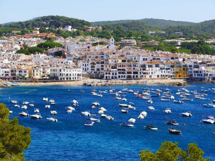 Minigids voor een bezoek aan het prachtige Spaanse Palafrugell