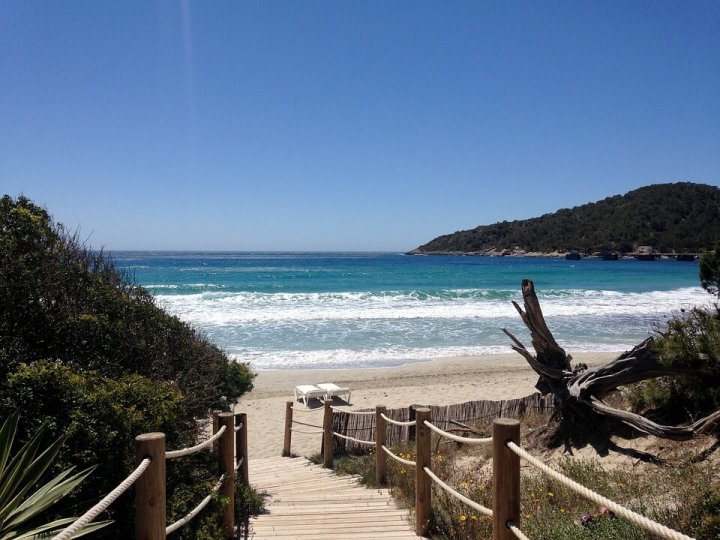 Leukste stranden op Ibiza