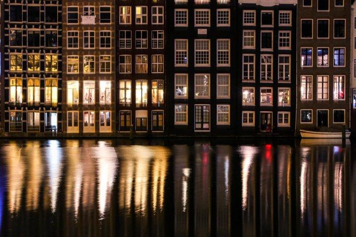 7 originele restaurants in Amsterdam