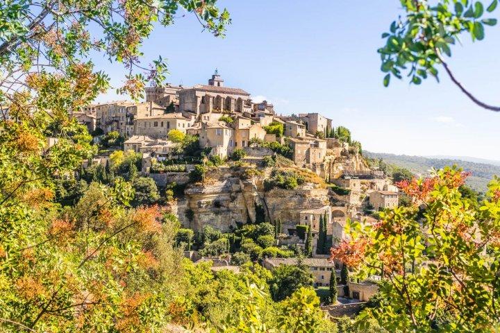 De zeven mooiste dorpjes van Frankrijk