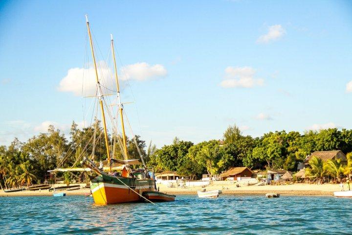 Vakantie vieren op Madagaskar