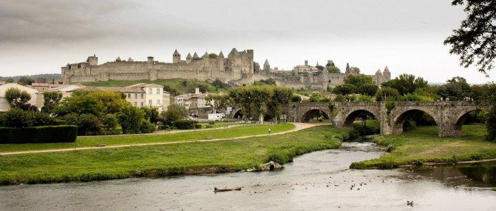 Carcassonne, een bijzondere middeleeuwse stad