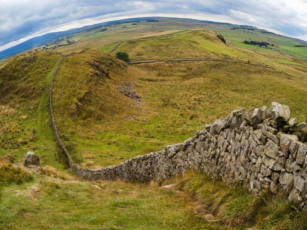 hadrians wall engeland