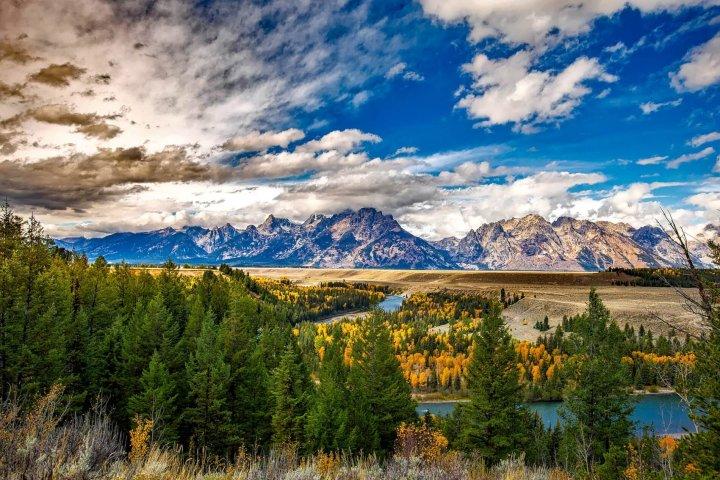 De mooiste nationale parken van Noord-Amerika