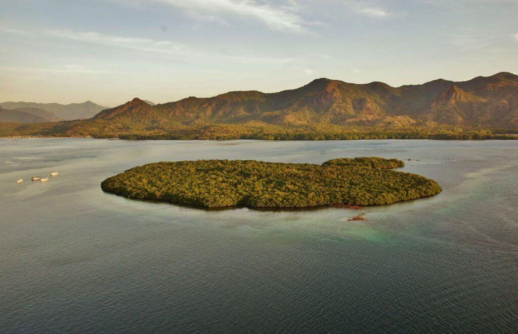 komodo national park uitzicht