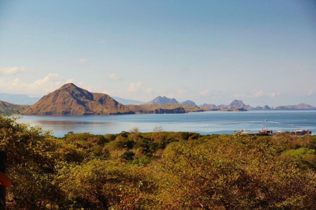komodo national park uitzicht3