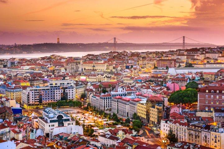 De meest romantische plekjes van Lissabon