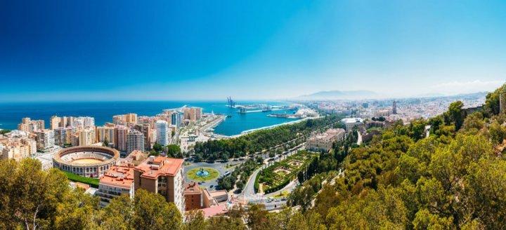 De hoogtepunten van Malaga