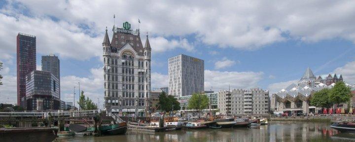 Een alternatief weekend in Rotterdam