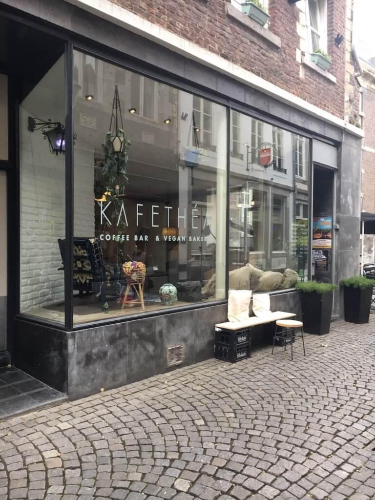 Kafethéa, de vegan hotspot van Maastricht