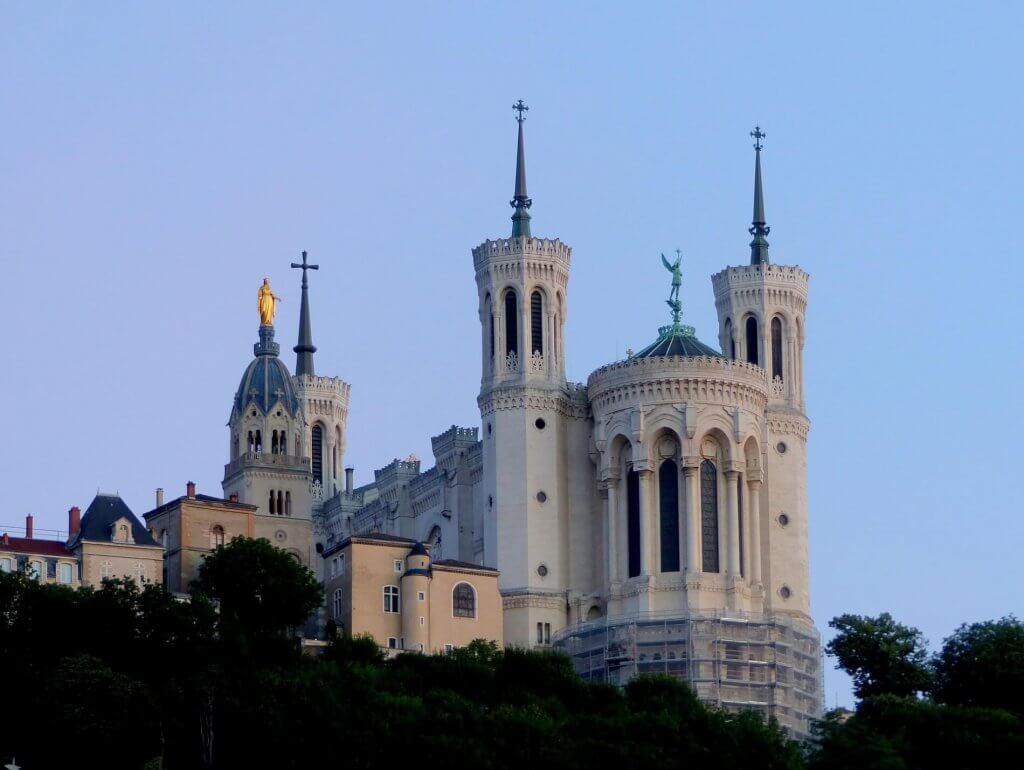Lyon stedentrip