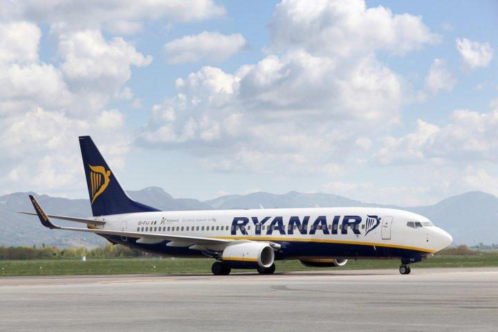 Nog eens 1 miljoen stoelen met 20% korting bij Ryanair!