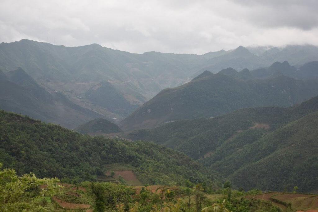 uitzicht vietnam