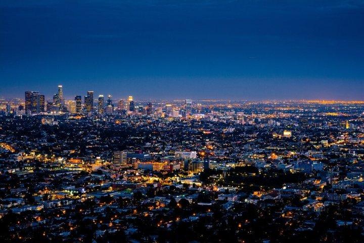 De hoogtepunten van Los Angeles