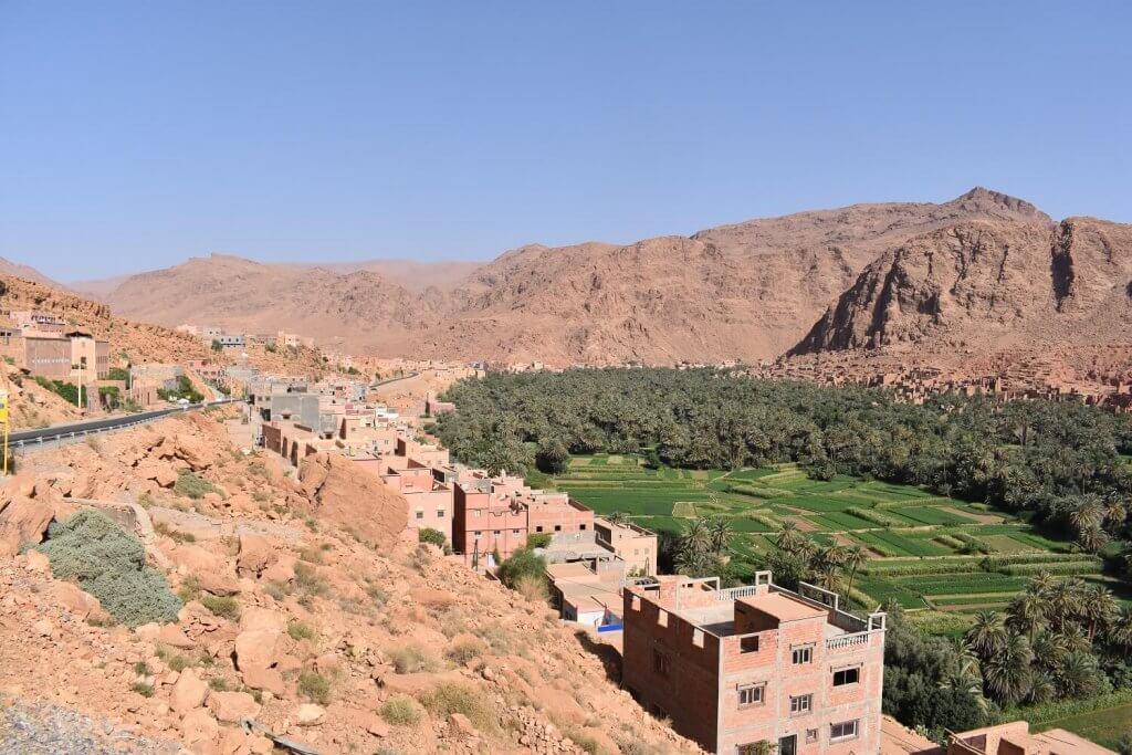 midden atlas gebergte marokko