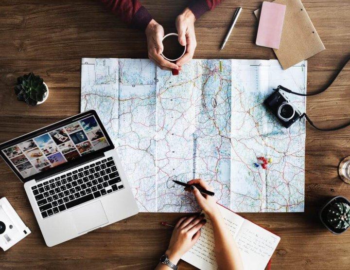 Meer reizen door geld te besparen