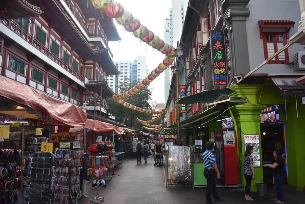 singapore bezienswaardigheden chinatownn