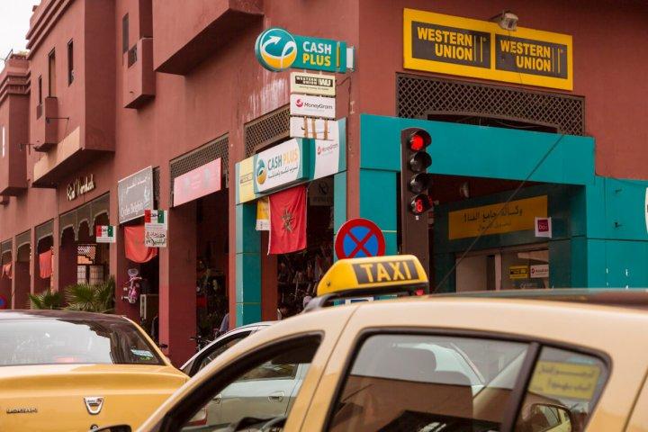 Taxi's in Marokko, hoe werkt het?