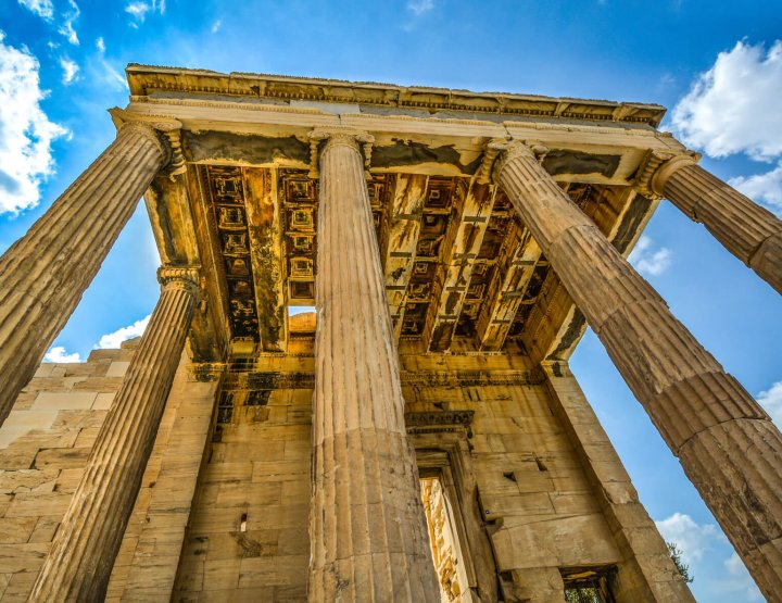 De hoogtepunten van Griekenland