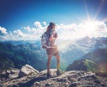 gezond backpacken