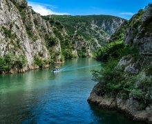 matka canyon macedonie