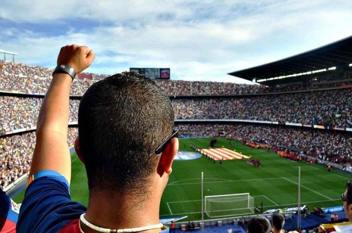Aanschouw het voetbalspektakel in Camp Nou