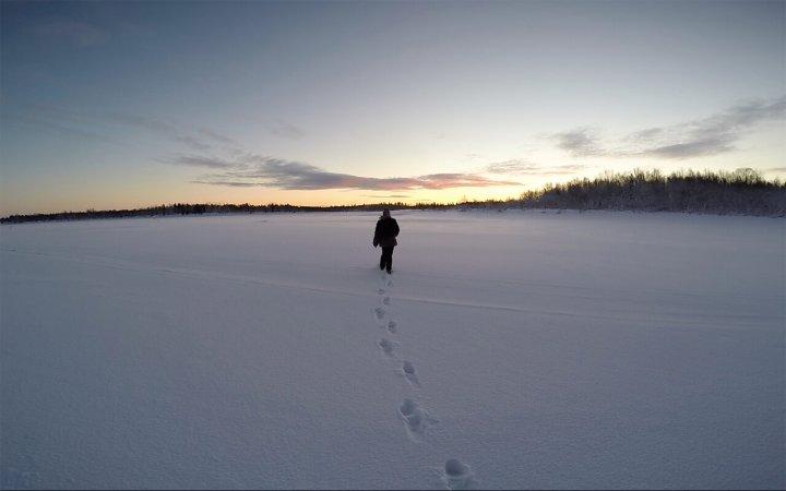 Winter wonder reisje naar Fins Lapland