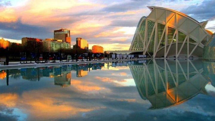 Valencia, de sinaasappelstad van Spanje