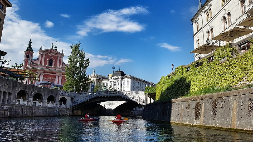 Ljubljana reistips en bezienswaardigheden