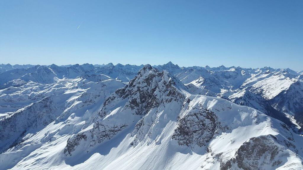 wintersport duitsland alpen