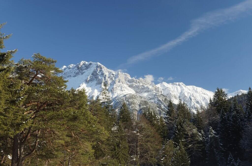wintersport duitsland bergen